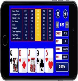 Mobile Video Poker Apps Canada
